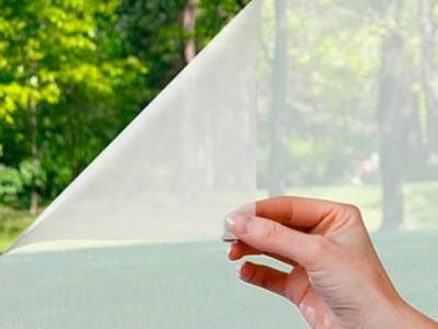 Декорирование стёкол пластиковых окон
